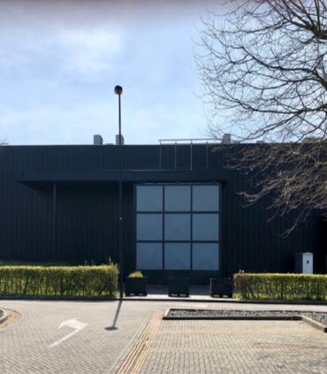 Afbeelding HFO gebouw