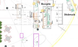 lloff - functionele plattegrond